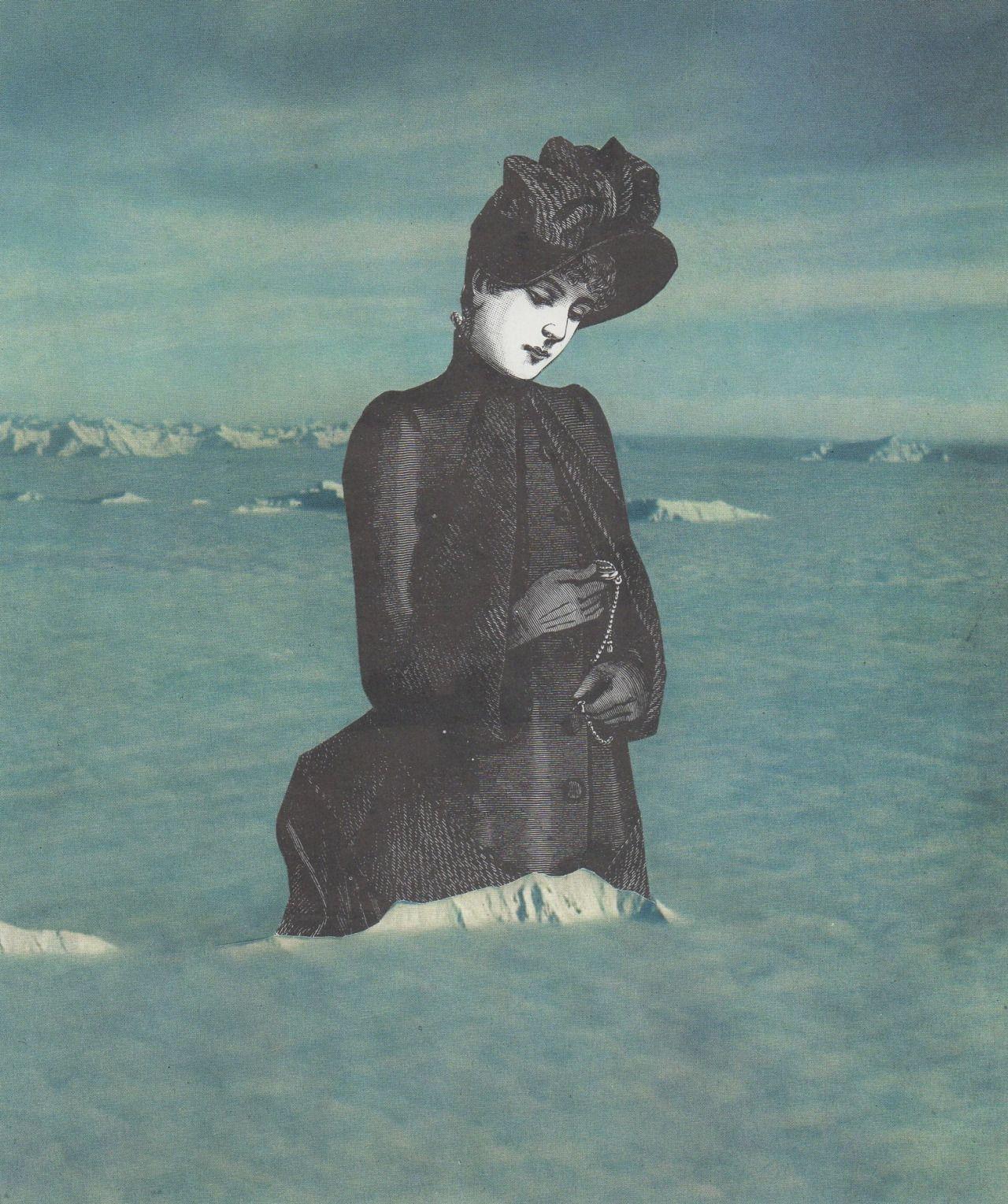 surrealism:  Time Itself Must Have An End by Tim Lukeman, 2014. Digital artwork.