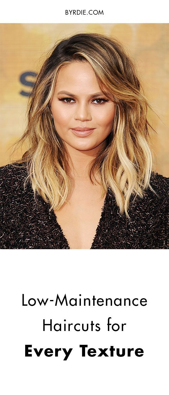 Low Maintenance Haircuts For Every Texture