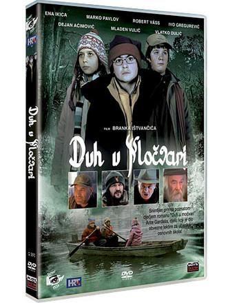 Duh u močvari DVD - Branko Ištvančić - Film