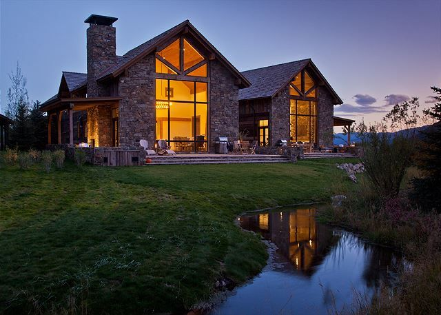 Fish Creek Lodge 02 Jackson Hole Luxury Lodging Als Property Details