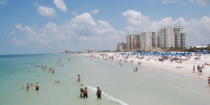 Clearwater Beach, Florida, USA