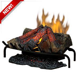 Dimplex 28in Premium Electric Fireplace Log Set - DLG-1058
