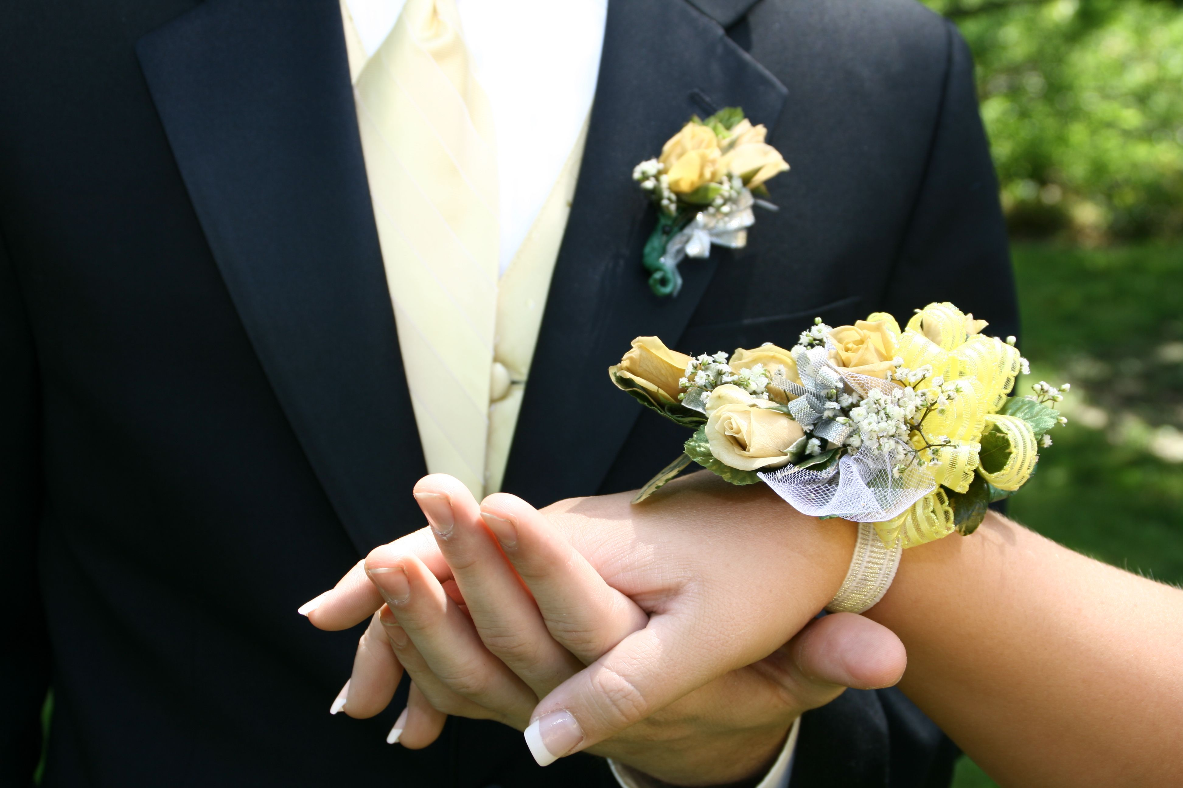 Prom?  Wedding