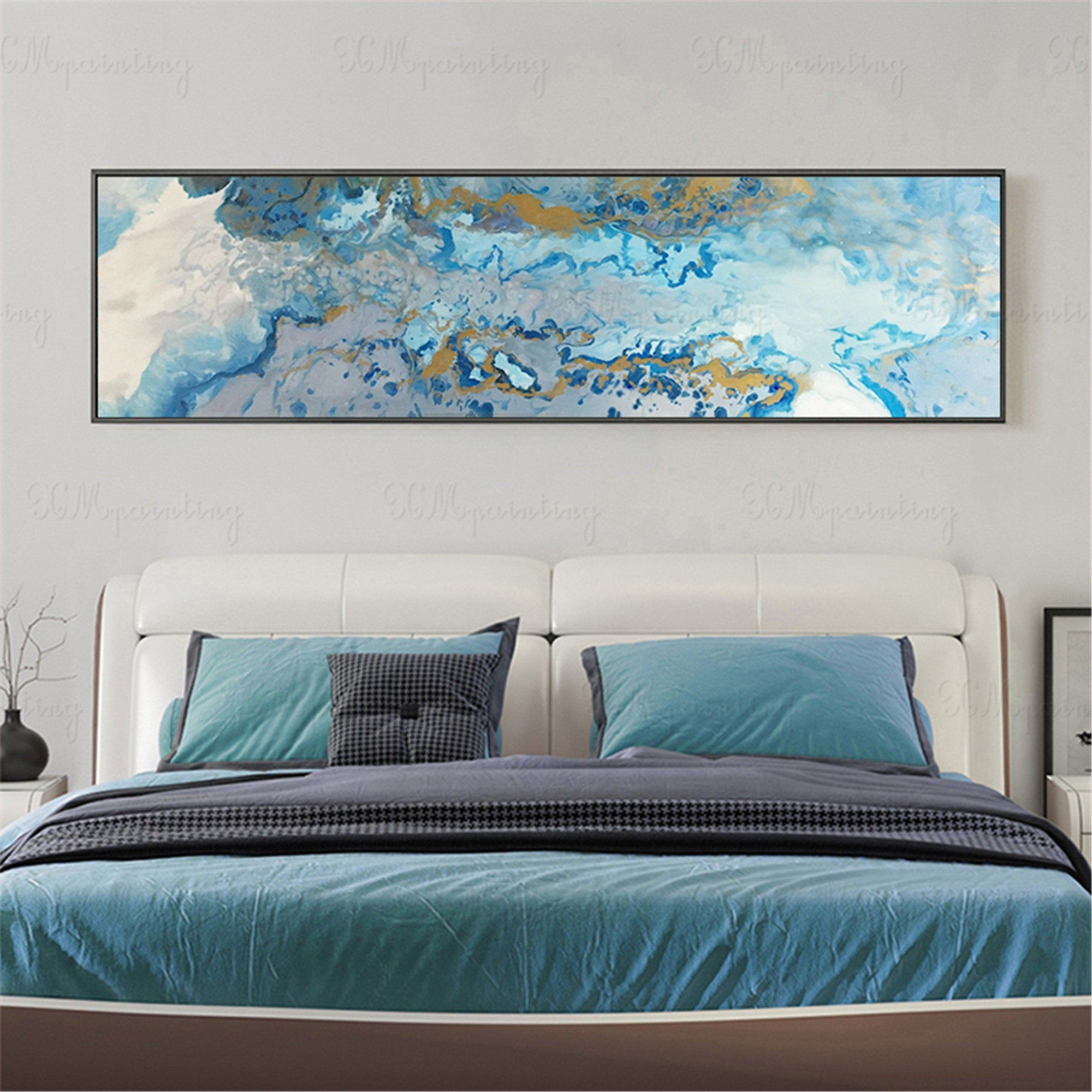 abstract painting canvas art wall art pictures for living on modern acrylic paintings for living room id=40626