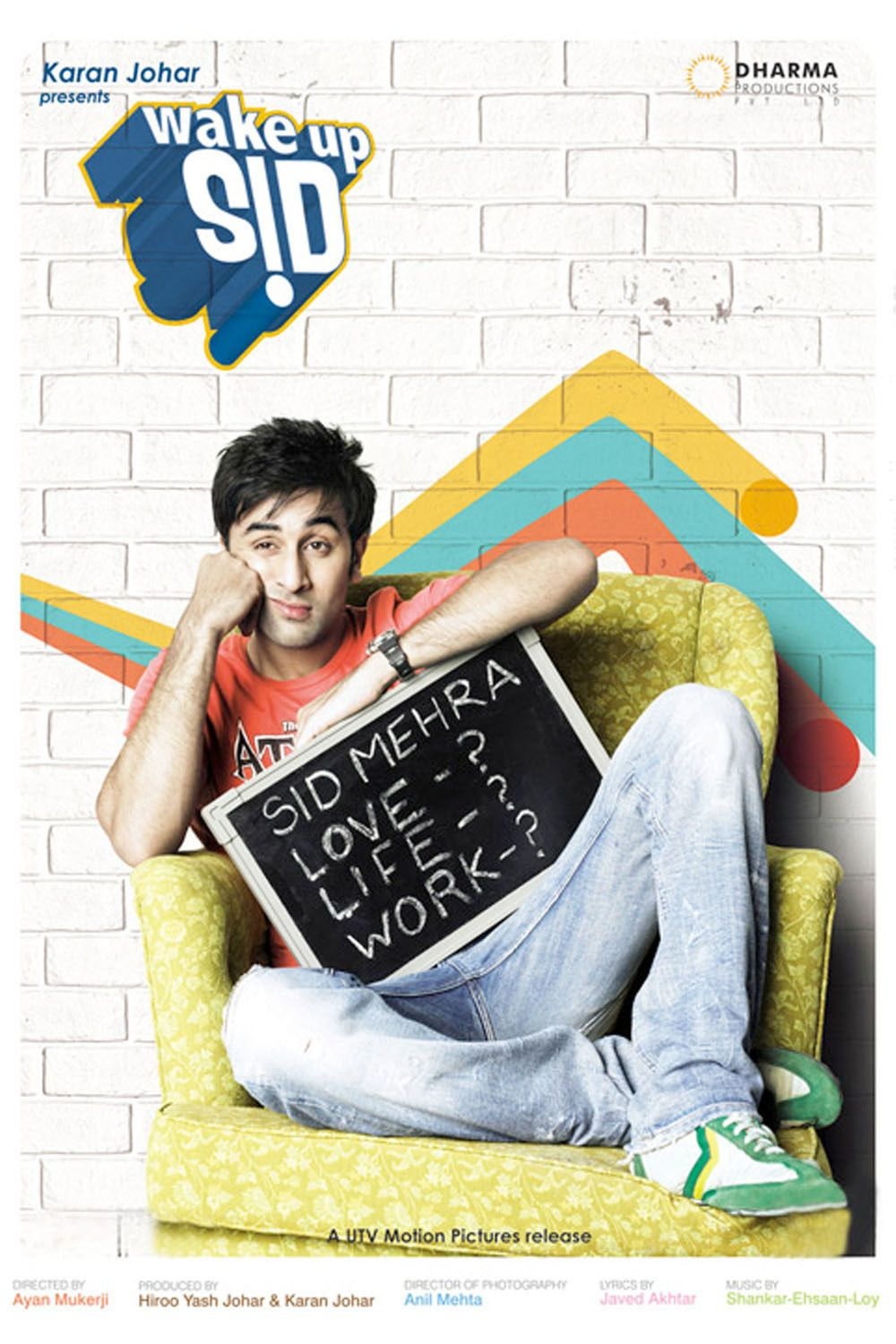 wake up sid full movie download free