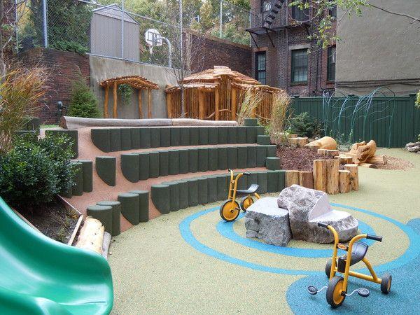 Outdoor Clroom Beacon Hill Nursery School