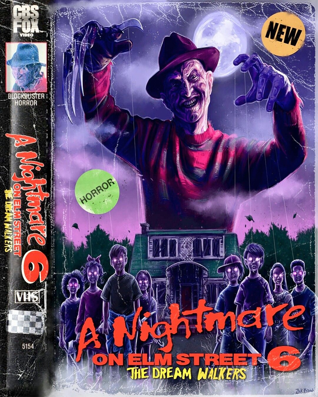 Pin By The Slasher On Freddy Krueger With Images Horror Movies