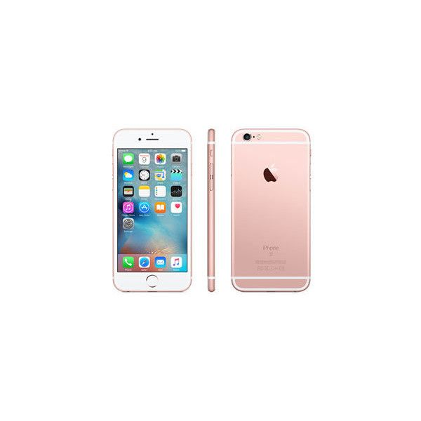 Apple Iphone 6s 64gb Rose Gold Mkqr2x A My 895 Liked On