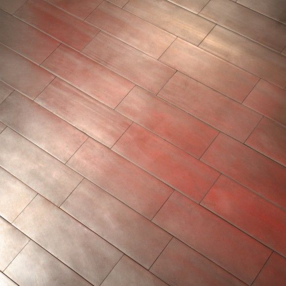 Metal flooring by sa baxter bronze flooring sa baxter for Solid wood flooring offers