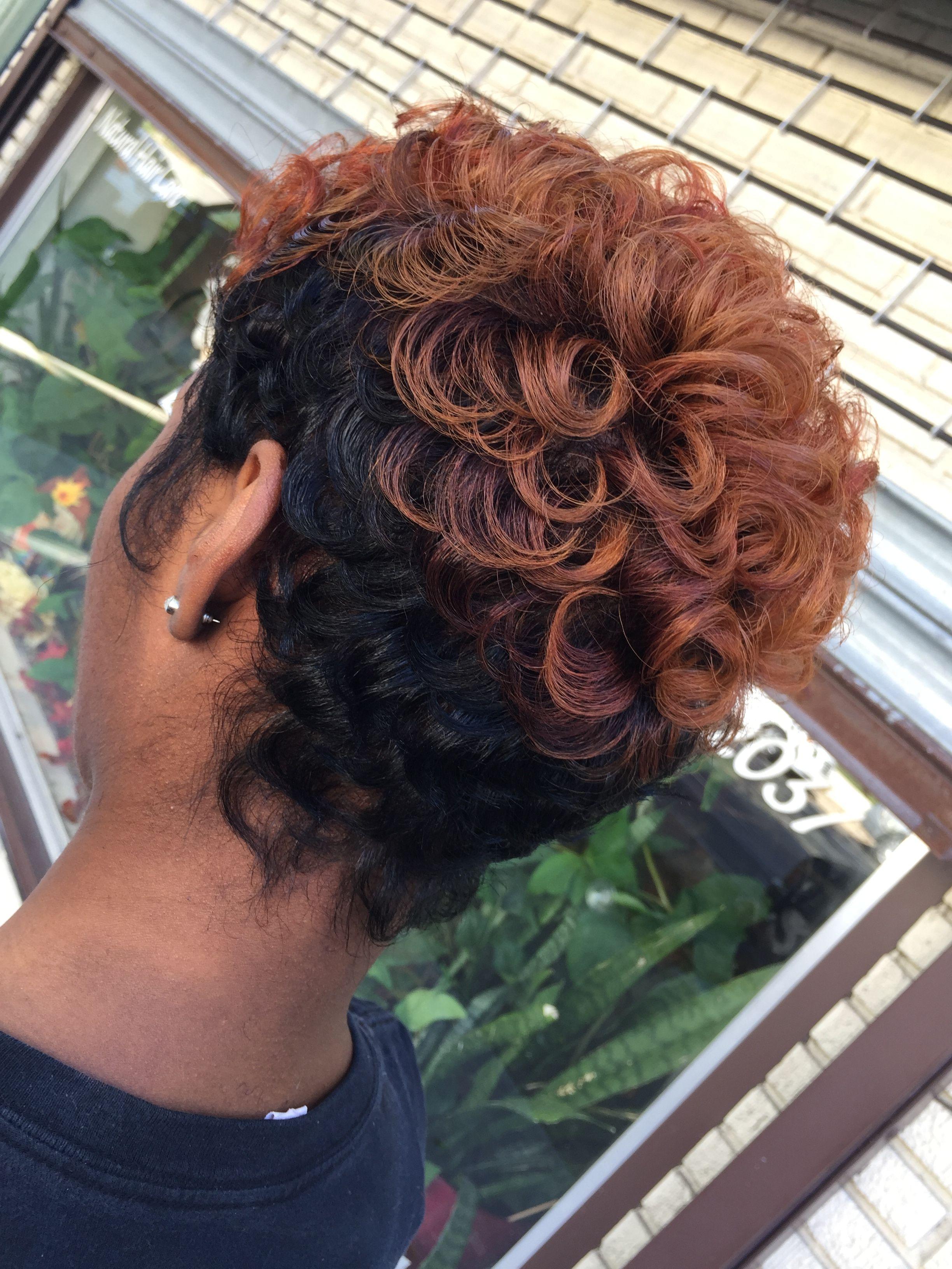 Relaxer Free Hair She S Been Heatherfyed Le Loft Llc Hair Salon Philadelphia Pa Stylist Marty 215 222 2037 Natural Hair Styles Short Hair Styles Free Hair