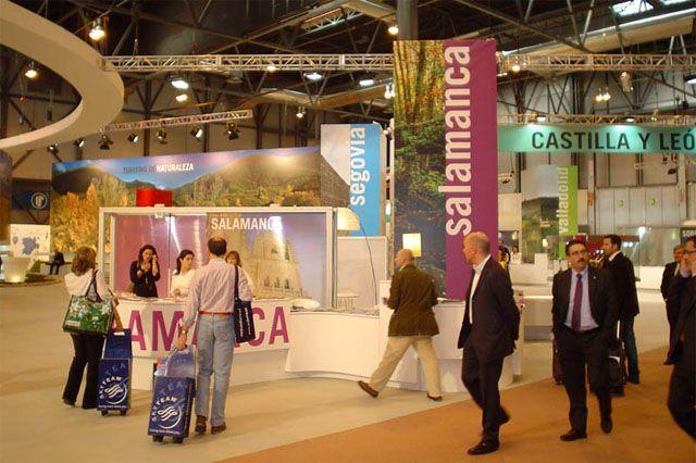 Salamanca en Fitur'14 http://revcyl.com/www/index.php/cultura-y-turismo/item/2534-salamanca-en-fitur14