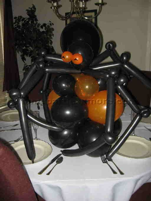 cute centerpiece for Halloween party