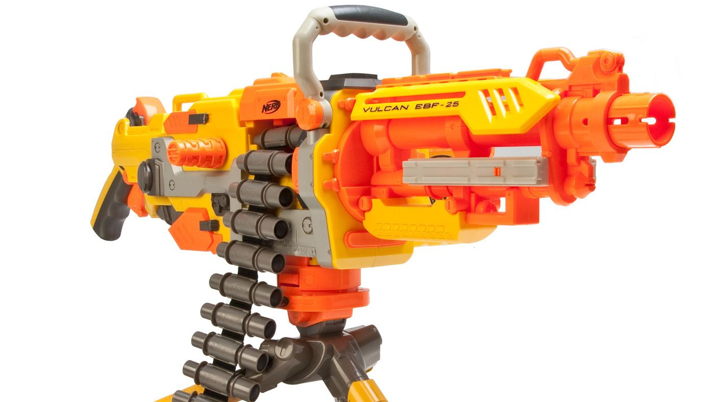 The Best Nerf Guns for Custom Painting and Modding