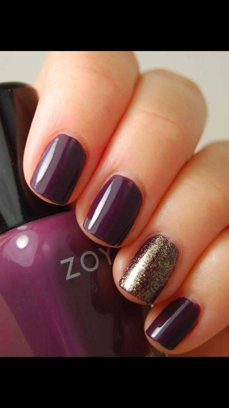 Cute yet simple nails galore pinterest mani pedi manicure and