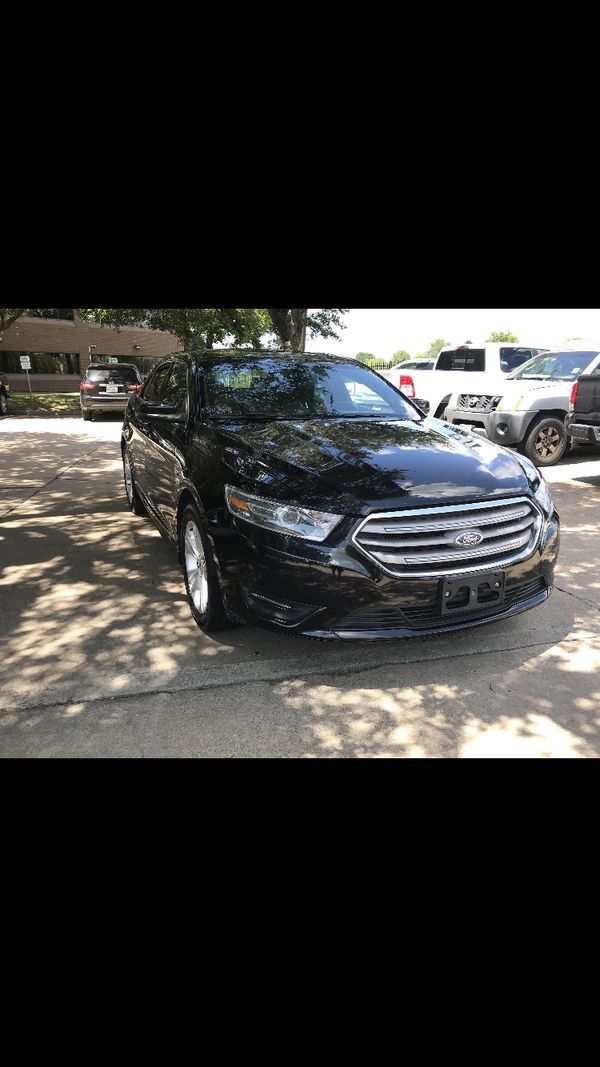 2013 Ford Taurus Sel 2 0 Turbo Ecoboost For Sale In Houston Tx En 2020