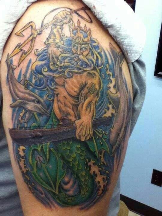 Aquaman Tattoo Design: Tattoos, Ink, Out To Sea