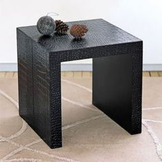 Good Questions How To Make A Leather Covered End Table Intrerior - Leather covered coffee table