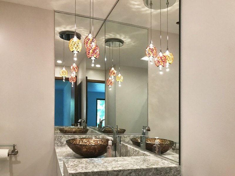 Custom Bathroom Mirrors With Images Bathroom Mirror Bathroom