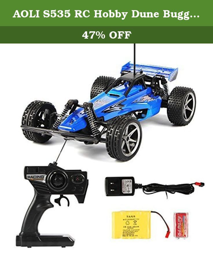 AOLI S535 RC Hobby Dune Buggy Car Toys 1/14 RTR 4WD Off