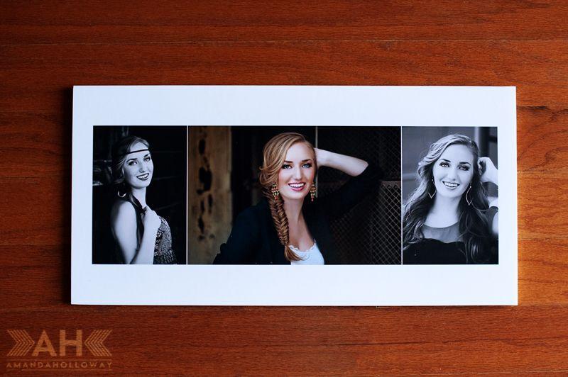 Amanda Holloway Photography Storyboard  PackagingBranding