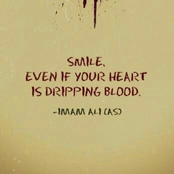 Smile Imam Ali As Subhanallah Pinterest Imam Ali Quotes