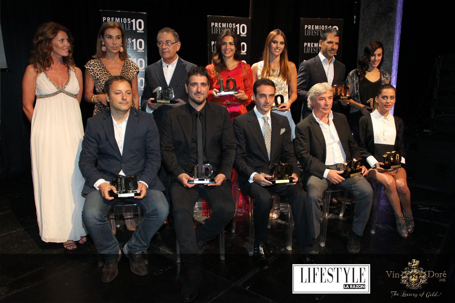 II Premios 10 Lifestyle - Premiados