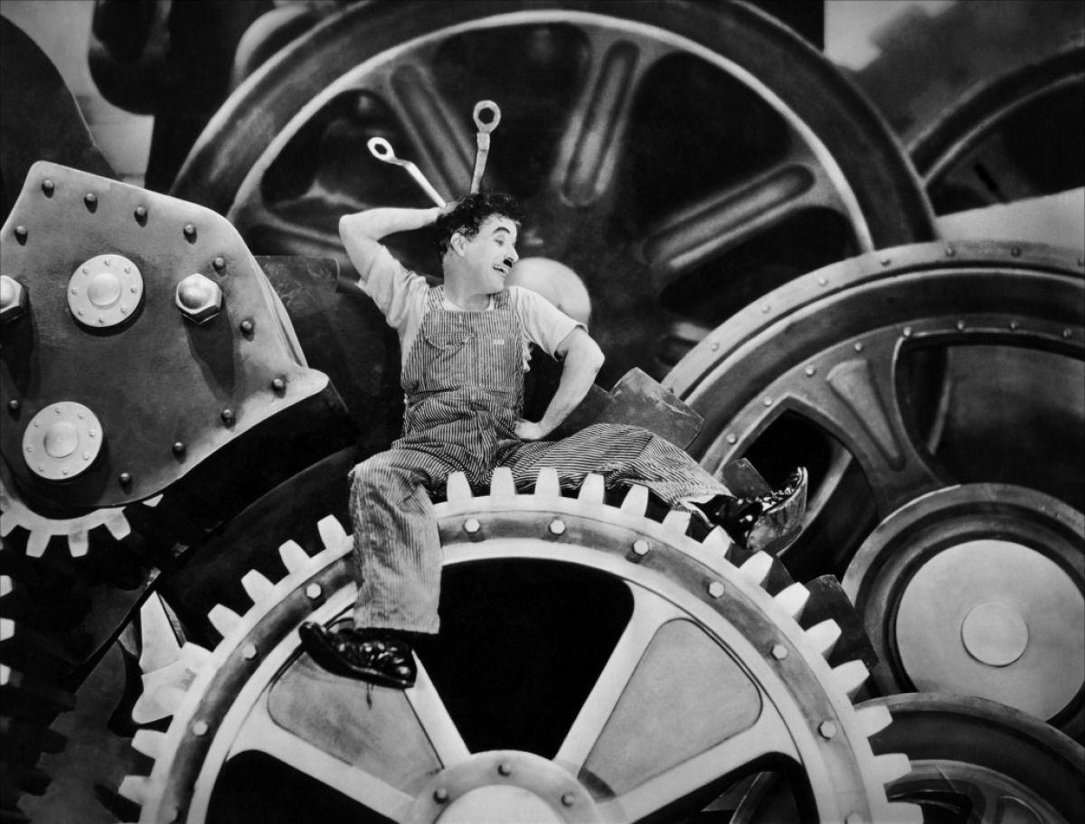 Les Temps Modernes C C Charlie Chaplin Modern Times Charlie Chaplin Chaplin