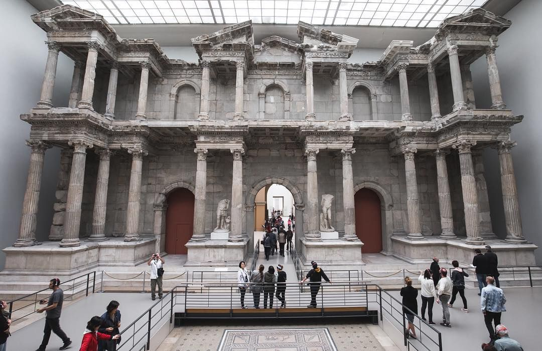 20 Berlin Museums That Will Blow Your Mind Hostelworld Berlin Travel Pergamon Museum Berlin Pergamon Museum