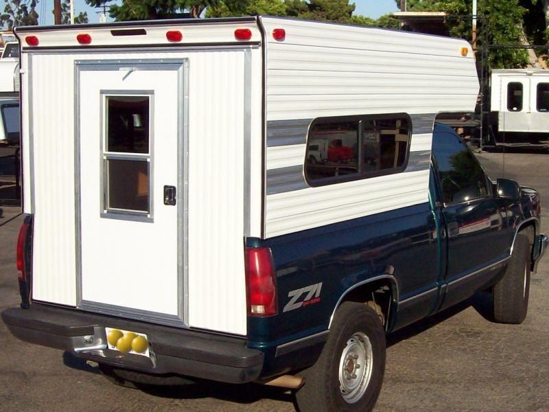 Truck Camper Shells >> Bel Air Camper Shells Wood N Alum Glamping Camper