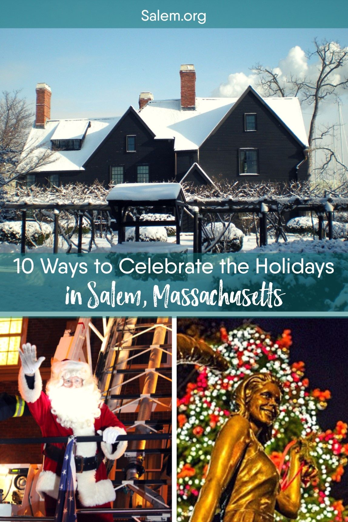 10 Ways to Celebrate the Holidays in Salem Holiday