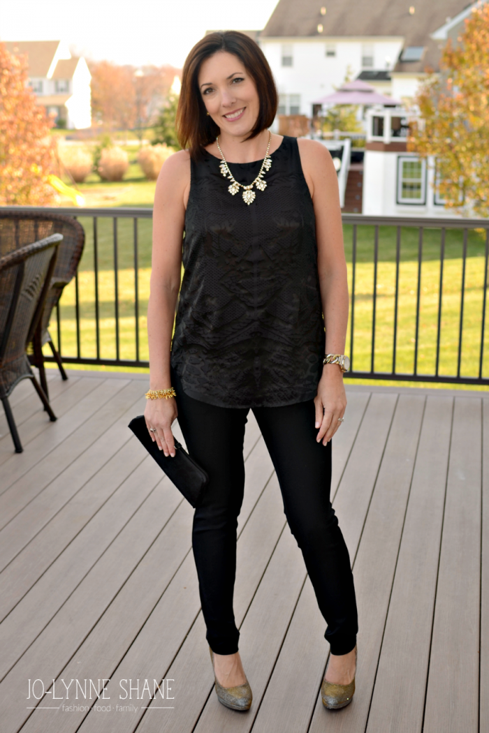 Fashion Over 40: What To Wear for New Year's Eve | WEARABLE New Years Eve Outfit Ideas with shopping links!