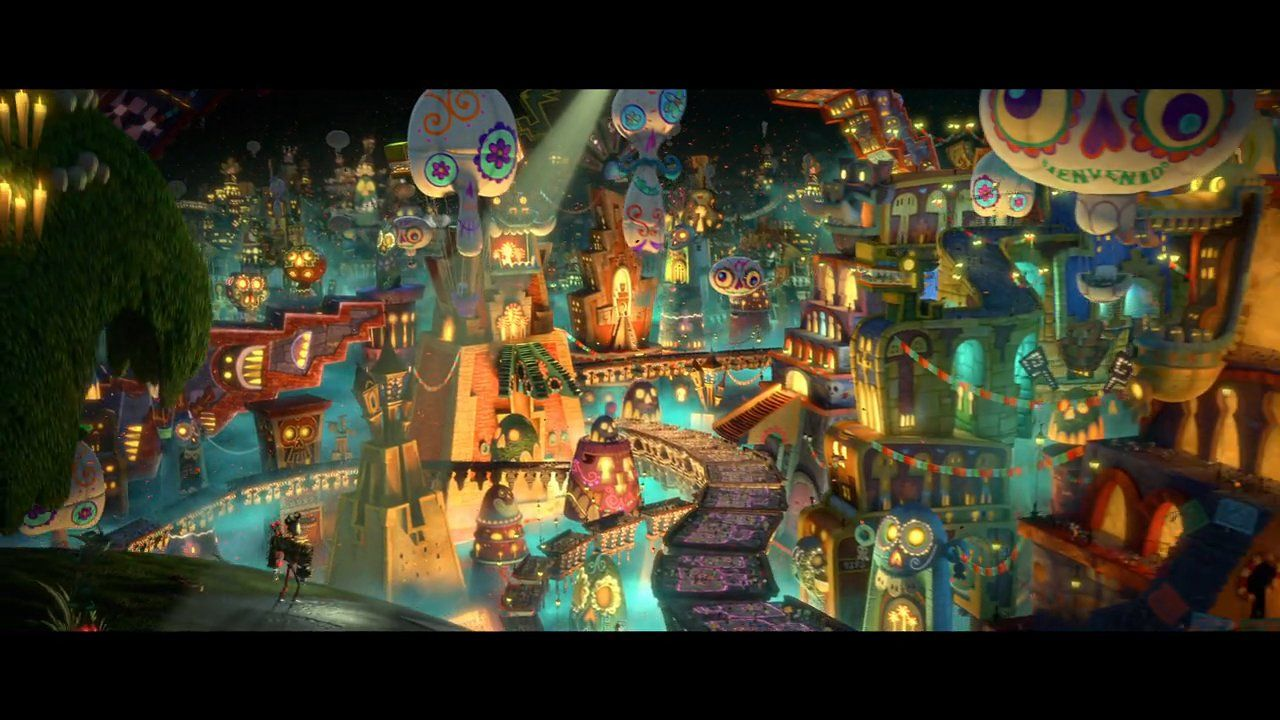 Book Of Life Our second full length feature animation