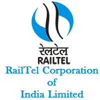 Railtel Corporation Of India Limited Corporate India Retail Logos