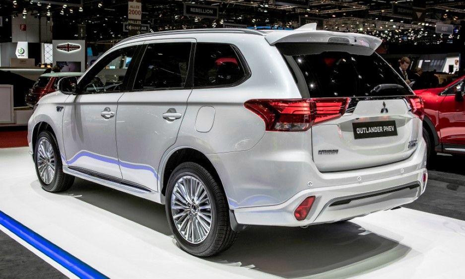 2020 Mitsubishi Outlander Phev Fuel Economy 2019 Auto Suv Mitsubishi Outlander Outlander Phev Mitsubishi