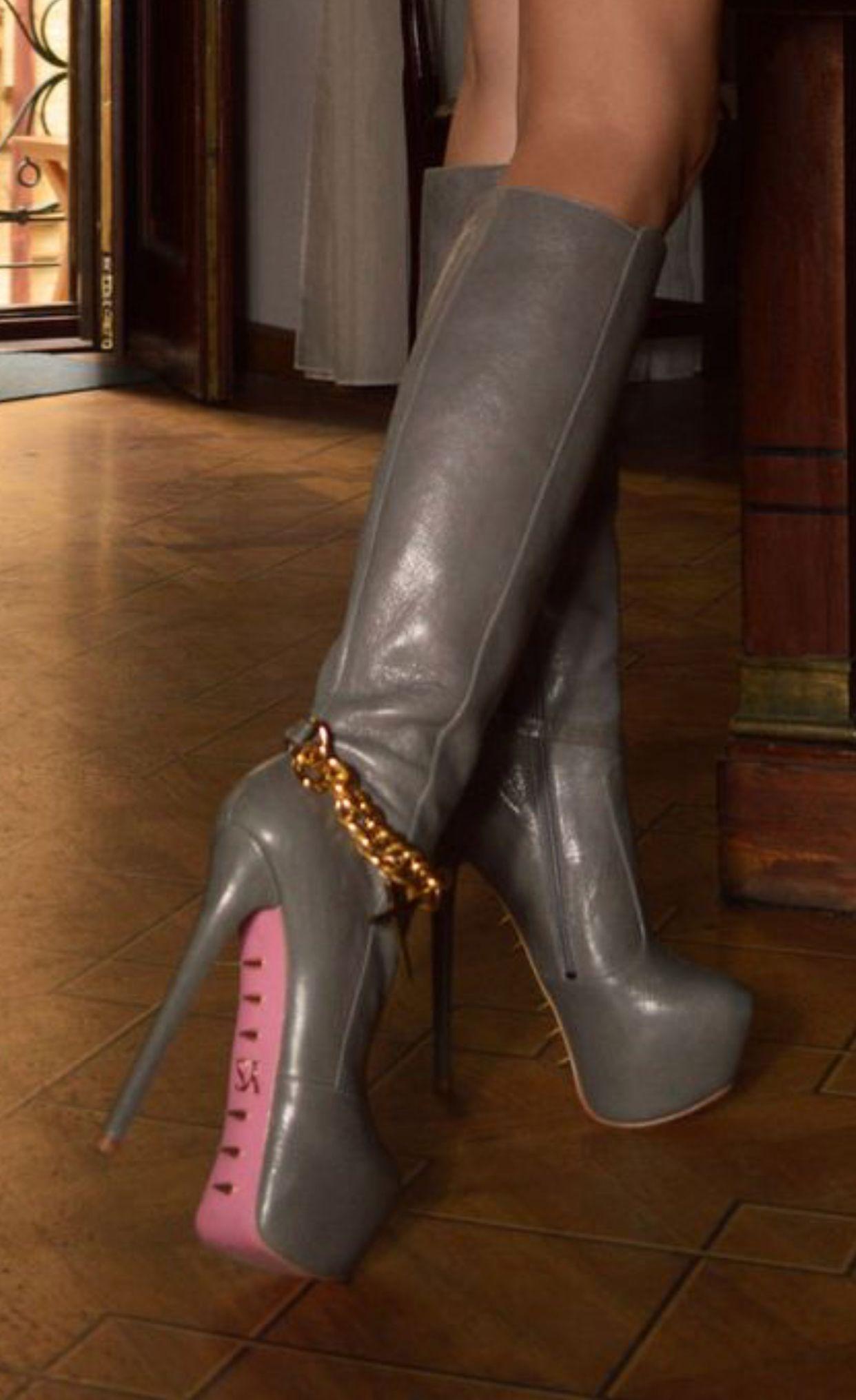 Korko kengät porno