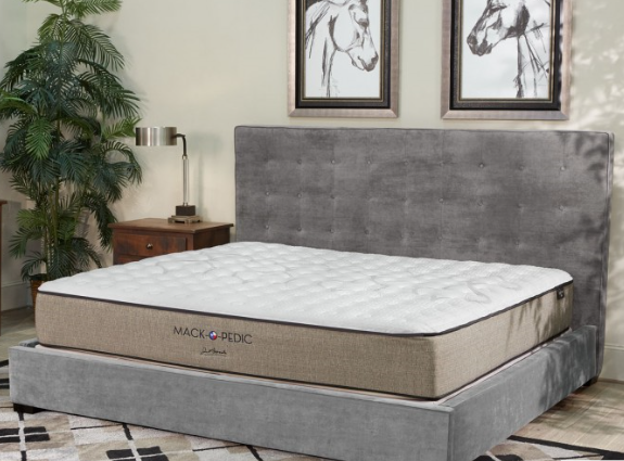 Our Mack O Pedic Mattresses Were Conceived By Our Own Mattress Mack With Your Quality Of Sleep In Mind Stop By Gall Furniture Today Gallery Furniture Mattress
