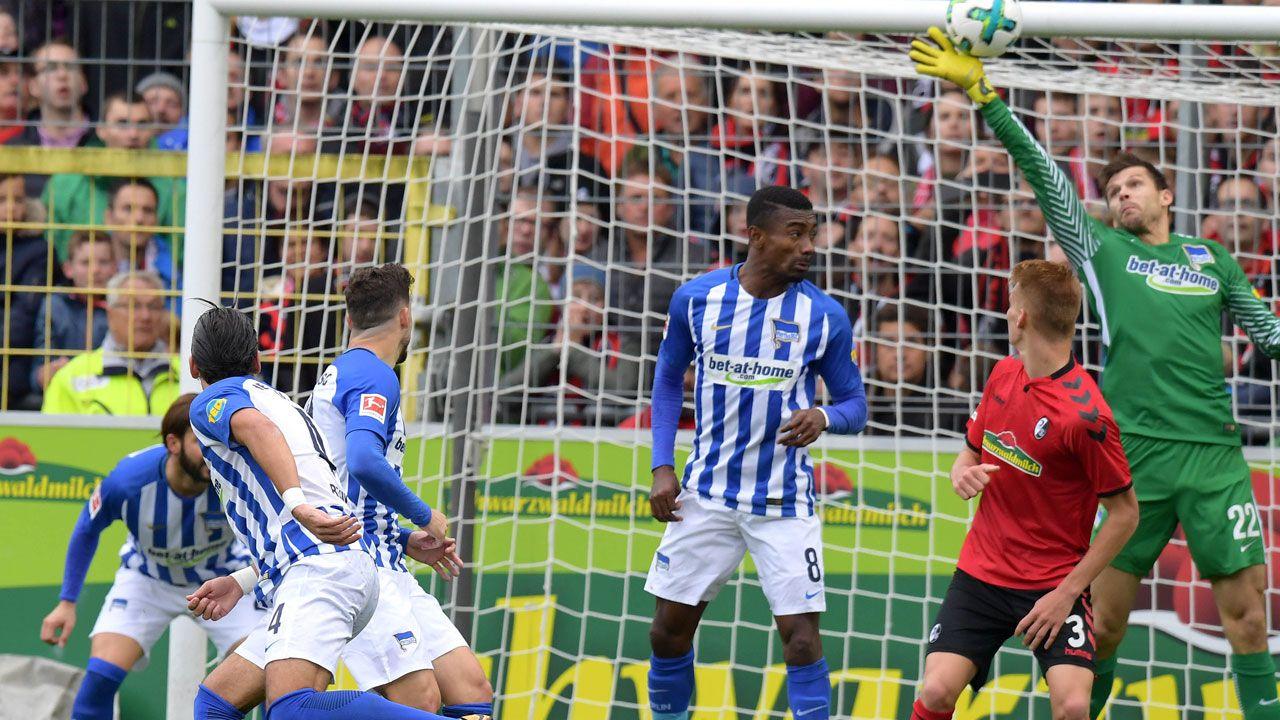 Die Offizielle Webseite Hertha BSC - hier finden Sie alle Informationen rund um den Hauptstadtverein Hertha BSC