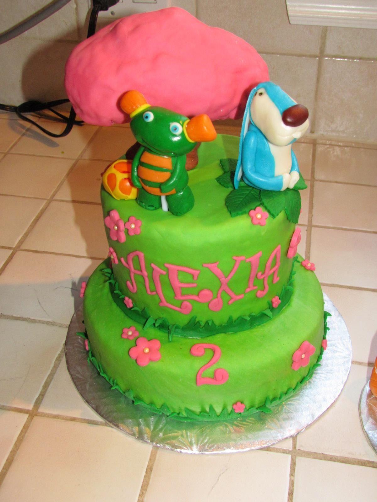 Cake lulu vroumette gâteau
