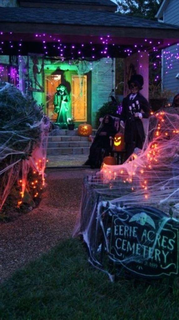 Outdoor Halloween Party Ideas Outdoor Halloween! Pinterest