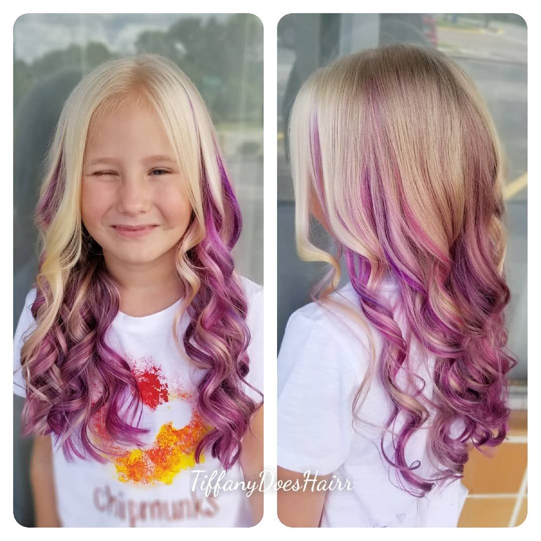 My Clients Are Cuter Than Yours Kids Hair Color Girl Hair Colors Girl Hair Dos