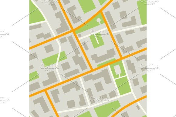 City Map Pattern Map Pattern Map City Map