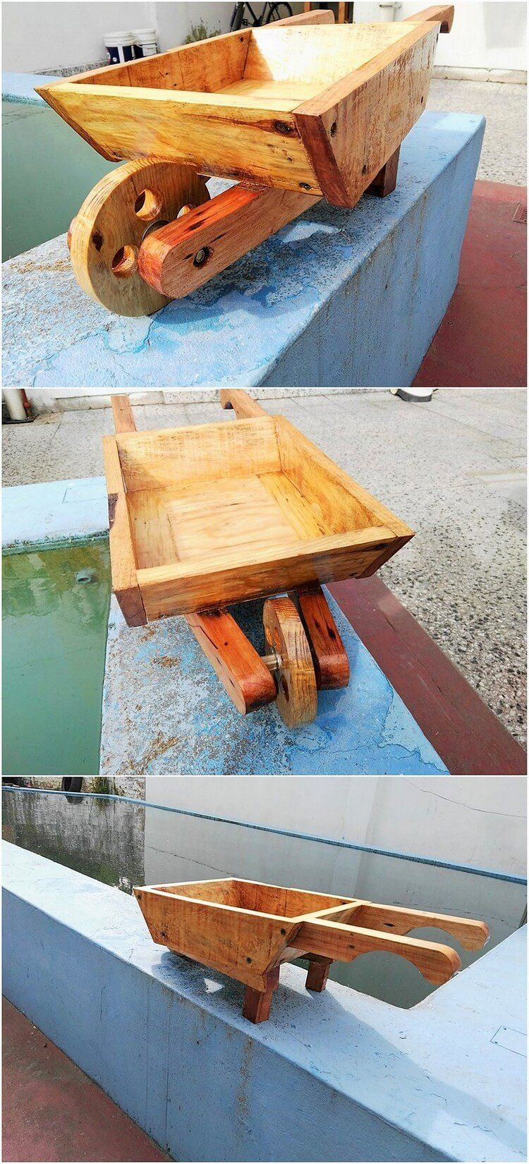 Creative Ideas to Give Old Wooden Pallets