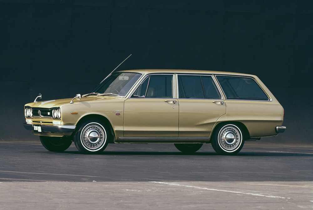 Hakosuka wagon | Nissan skyline, Wagons, Classic japanese cars