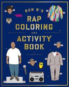 Rap Coloring Book ($10.00) - Svpply