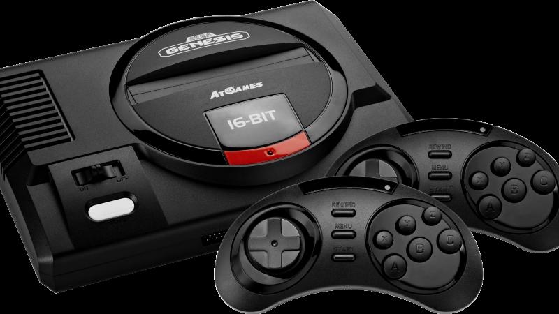 Genesis Flashback Review Units Were Faulty Maker Says Sega Genesis Sega Sega Video Games