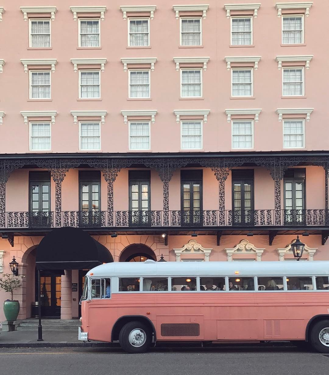 Mills House Hotel In Charleston Hart Of