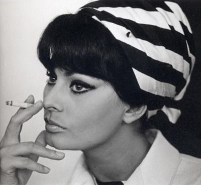 1960 fashion icons | 1960 Fashion Icons on 1960 S Make Up Deliglam