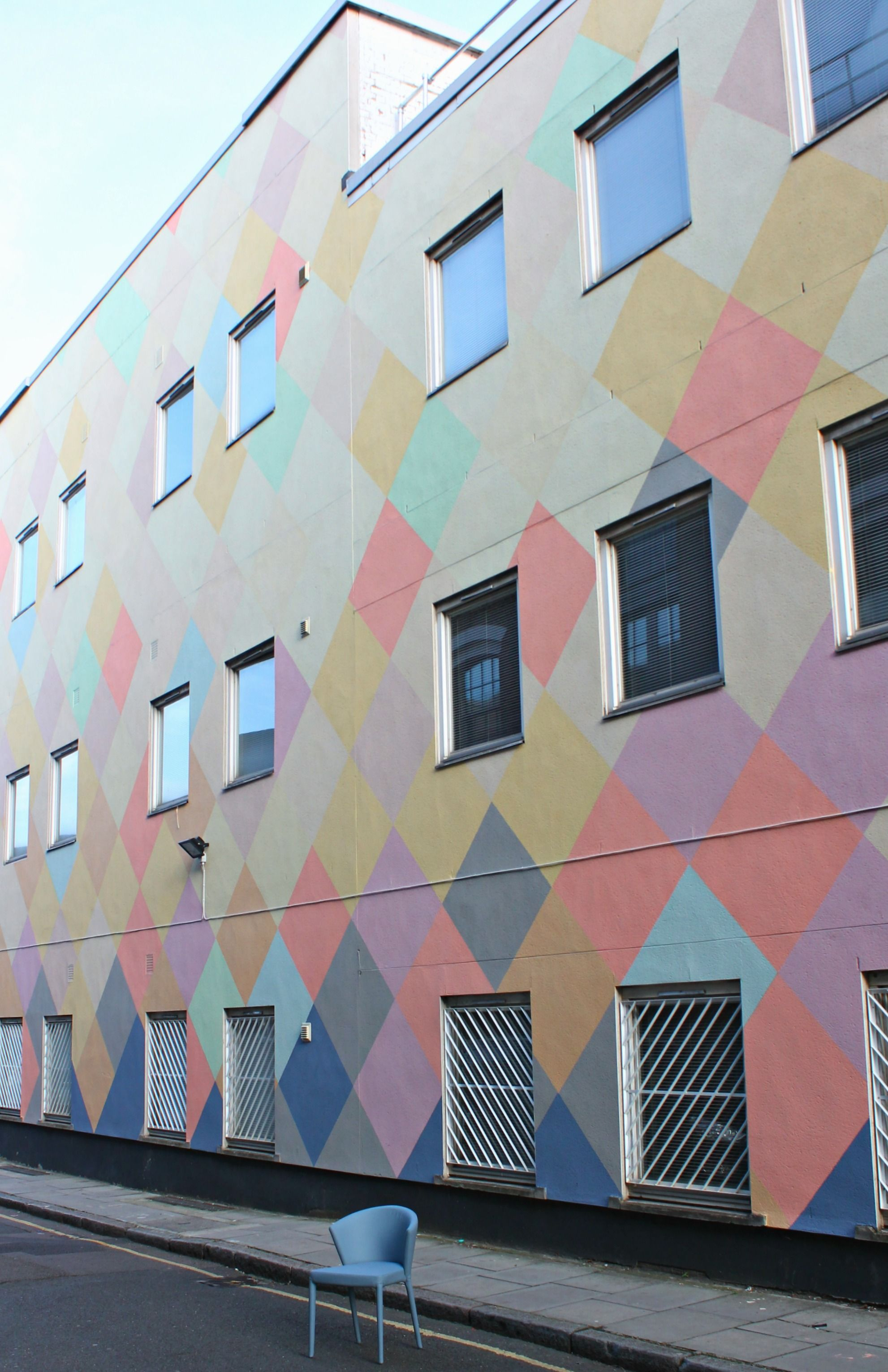 A London mural tour with Style your city for Calligaris