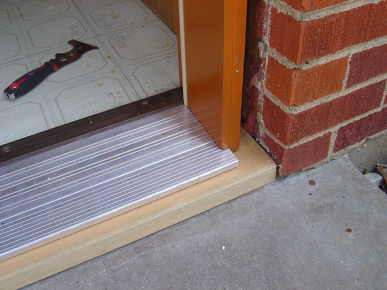 Front Door Threshold Plate Pinterest Front Doors And Doors