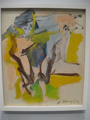 Abstract Expressionist School